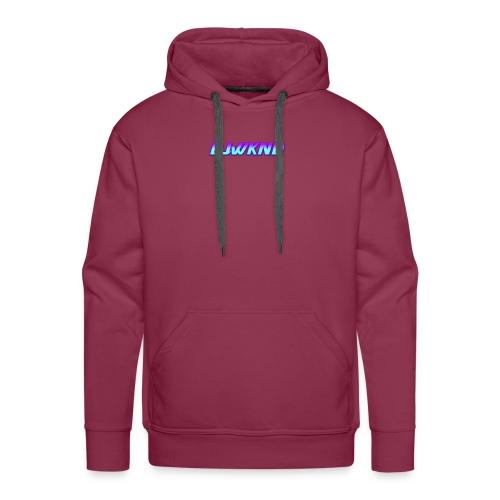 djwknd - Miesten premium-huppari
