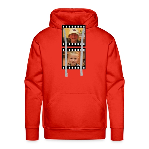 lente tess png - Mannen Premium hoodie