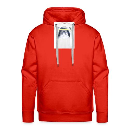 RafaCrack Koszula - Bluza męska Premium z kapturem
