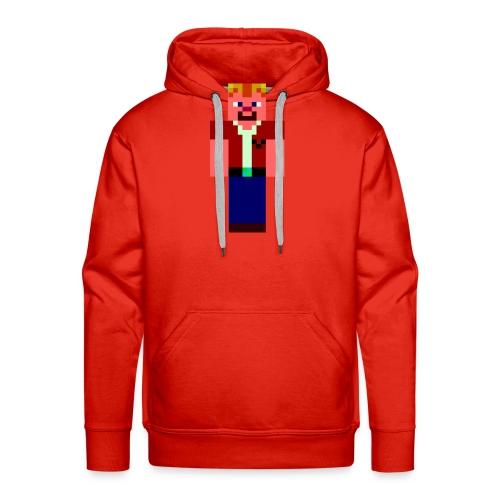Hermandelul 4 png - Mannen Premium hoodie