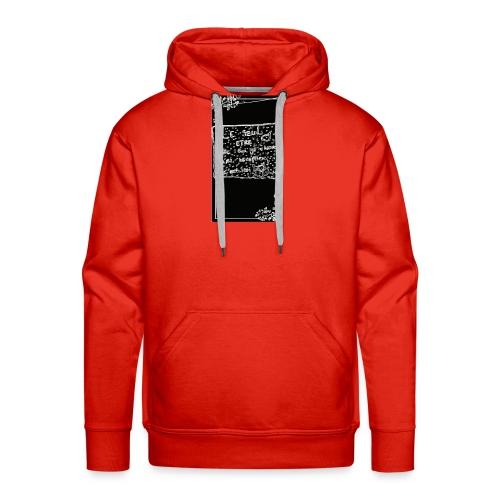 Chalver - Sweat-shirt à capuche Premium pour hommes