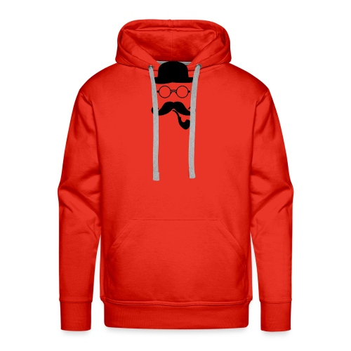 L' inconnus - Sweat-shirt à capuche Premium pour hommes