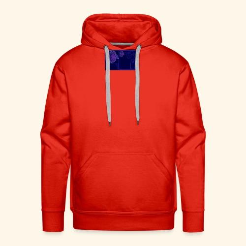 Dartblack BL b1 - Männer Premium Hoodie