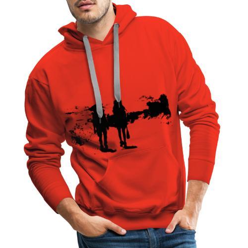 Wandern - Männer Premium Hoodie