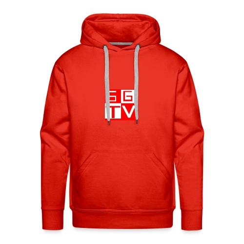 SGTV - Men's Premium Hoodie
