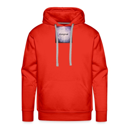 The Original is back - Männer Premium Hoodie