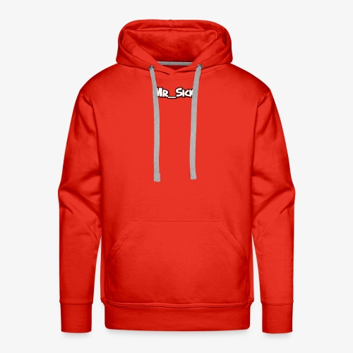 Mr_Sick Support T-shirt - Men's Premium Hoodie