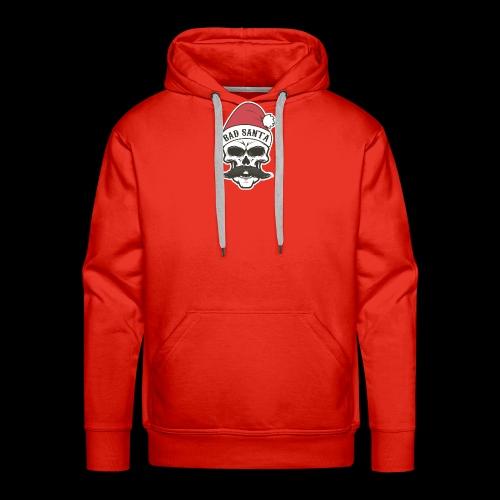 God Save Xmas - Sweat-shirt à capuche Premium pour hommes