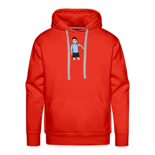 OfirGaming HD logo - Men's Premium Hoodie