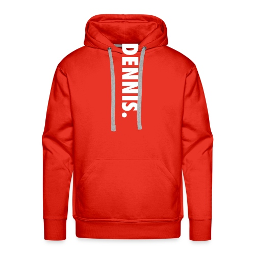 Dennis png - Männer Premium Hoodie