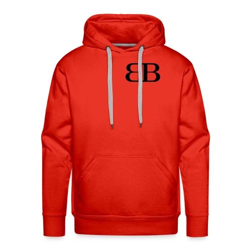 BIAGGI - Sweat-shirt à capuche Premium pour hommes