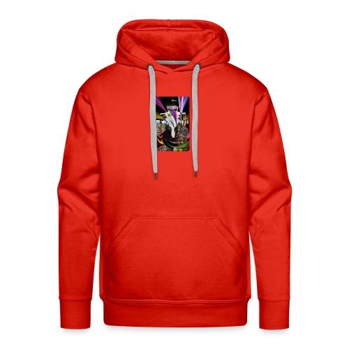 20190909 215124 - Sweat-shirt à capuche Premium pour hommes