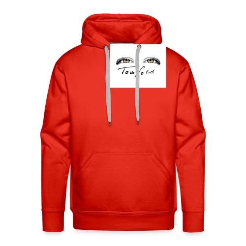 StudiVZWerbung jpg - Men's Premium Hoodie