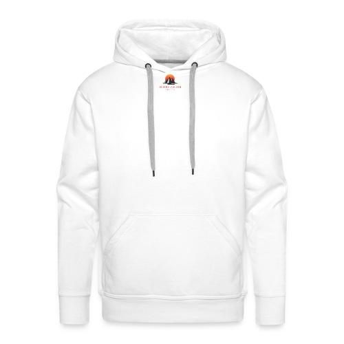 III.FIRE-Z.E.R.III - Sweat-shirt à capuche Premium pour hommes
