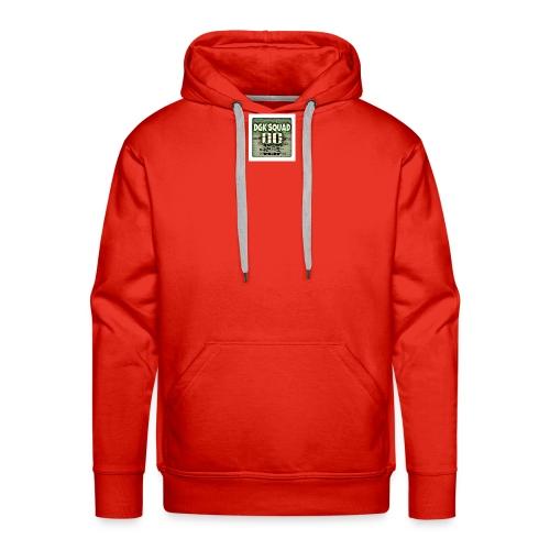 DGK - Sweat-shirt à capuche Premium pour hommes