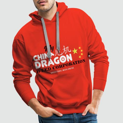 China Dragon B-LED Corporation Ghostbox Hörspiel - Männer Premium Hoodie