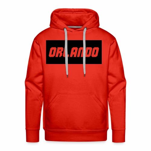 Orlando-Merch - Premium hettegenser for menn
