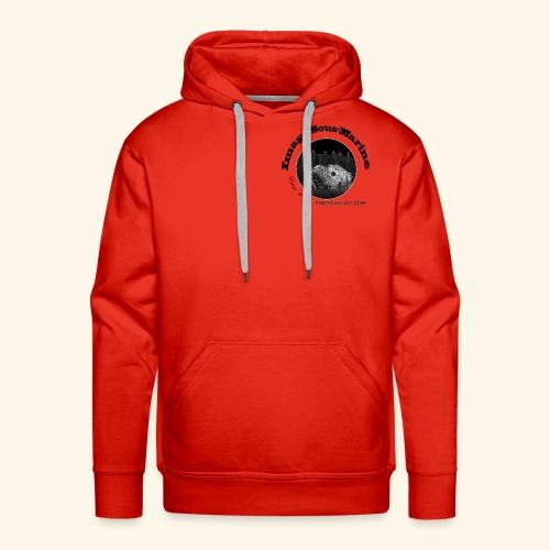 Image Sous-Marine 2 - Sweat-shirt à capuche Premium pour hommes