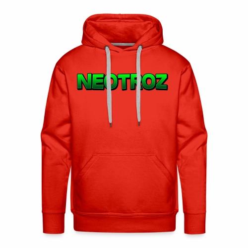 NeoTroZ - Sweat-shirt à capuche Premium pour hommes