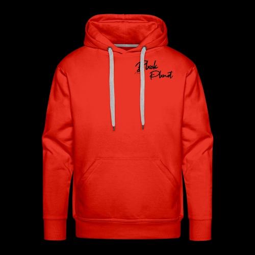Blxck Plxnet B.version - Sweat-shirt à capuche Premium pour hommes