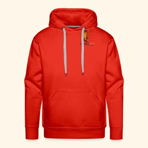 Grrrizzlyon - Sweat-shirt à capuche Premium pour hommes
