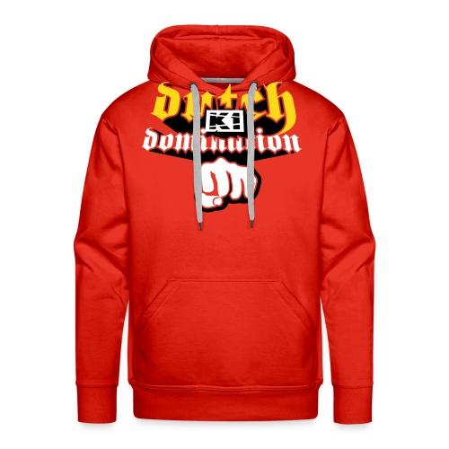 Dutch Domination - Mannen Premium hoodie