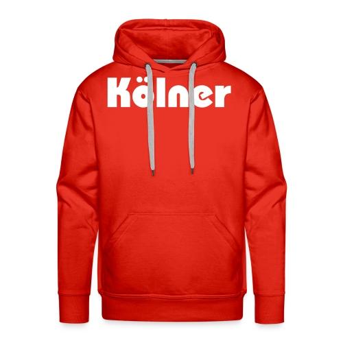 Kölner - Männer Premium Hoodie