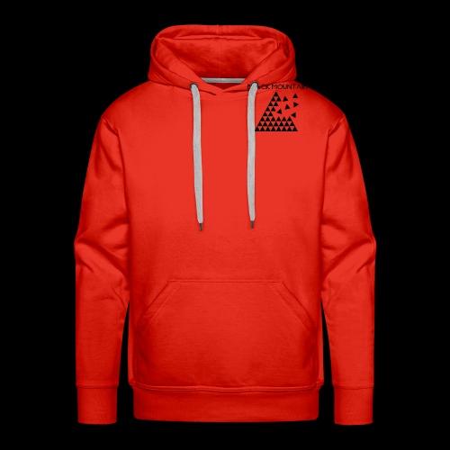 Black Mountain - Sweat-shirt à capuche Premium pour hommes