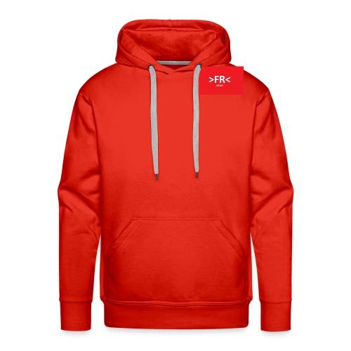 FR p1lp - Herre Premium hættetrøje