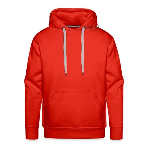JoKeR Roter Hoodie - Männer Premium Hoodie