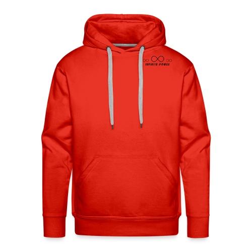 Infinte Power - Mannen Premium hoodie