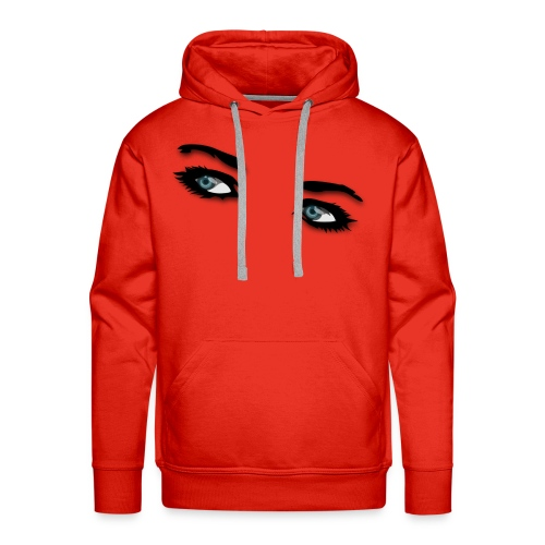 Eye - Männer Premium Hoodie