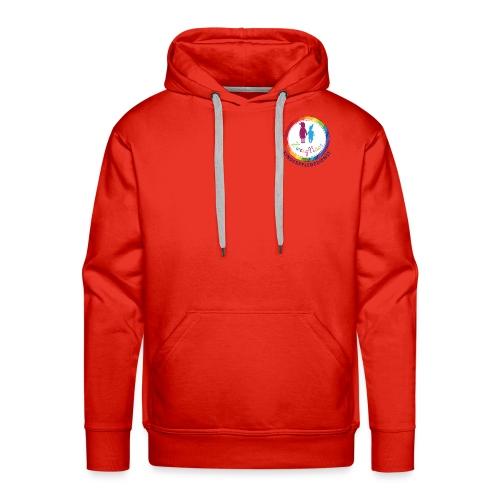 LogoPrint - Männer Premium Hoodie