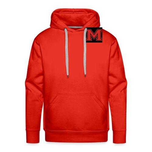 ~M~ - Sudadera con capucha premium para hombre