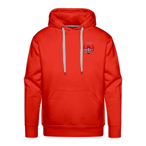 VBSK Albert Cuyp bokskleding - Mannen Premium hoodie