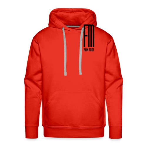 FASTMAN - Sweat-shirt à capuche Premium pour hommes