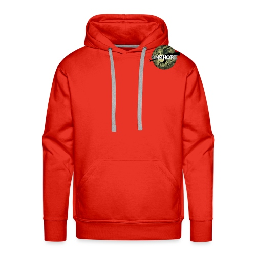 LOGO ONSHORE CAMO - Sweat-shirt à capuche Premium pour hommes