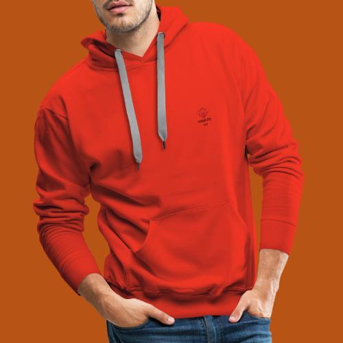 QUE LES BIBIS - Sweat-shirt à capuche Premium pour hommes