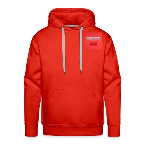 sandervgn - Mannen Premium hoodie