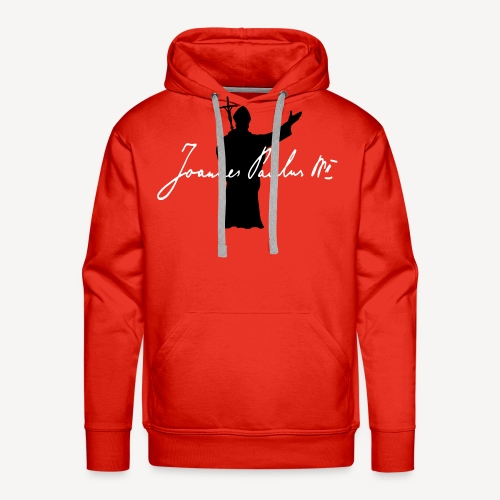 Joannes Paulus II - Men's Premium Hoodie