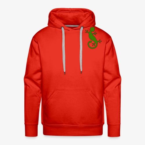 Little gecko - Men's Premium Hoodie
