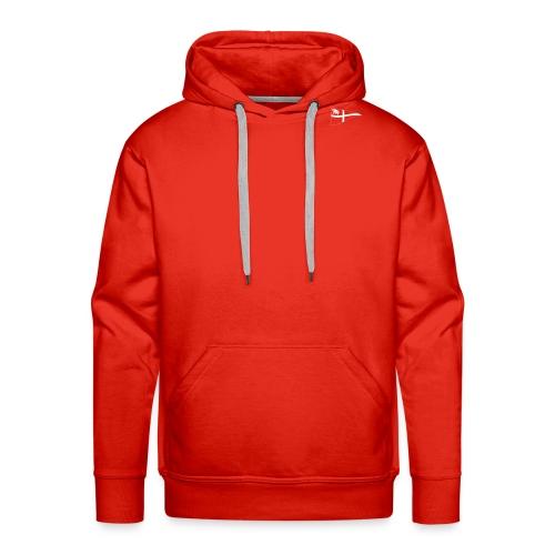 ROYC Logo einfarbig ohne Schriftzug - Männer Premium Hoodie