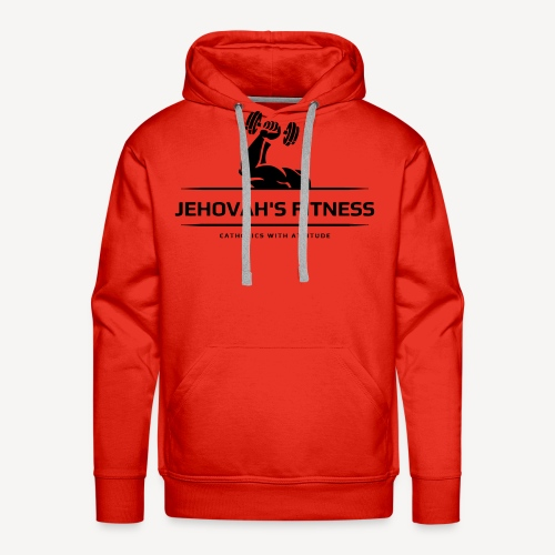 JEHOVAH'S FITNESS - Men's Premium Hoodie