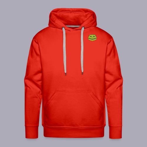 Frog Logo - Men's Premium Hoodie