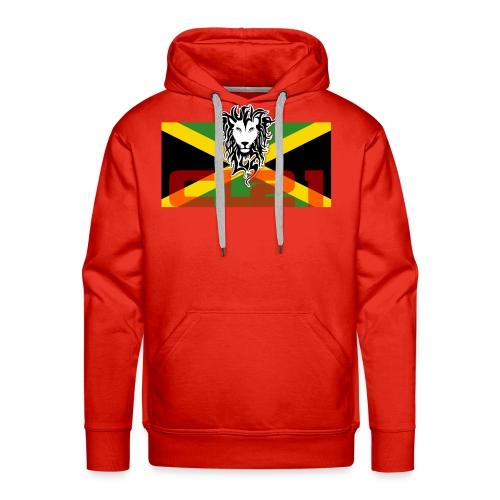 RASTA 13 - Sweat-shirt à capuche Premium pour hommes