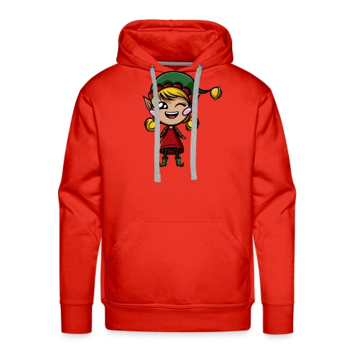 Lutin Kawaii ! - Sweat-shirt à capuche Premium pour hommes