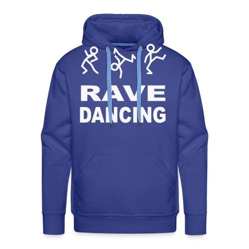Rave Dancing - Men's Premium Hoodie