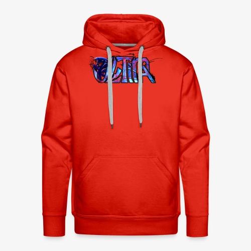 ultima logo t shirt design by toxic sparkle d5rx9e - Miesten premium-huppari