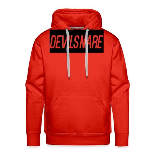 Devilsnare555's blood red hoody - Men's Premium Hoodie