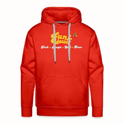 FunkDown Official Merchandise (med genrer) - Herre Premium hættetrøje